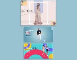 #29 for Banner design (1 banner - 4part) by abulkalamjr9