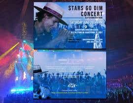 #57 untuk Design a Concert Post Card oleh russellgd85