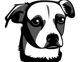 #71 for Dog illustration by cmarti0318