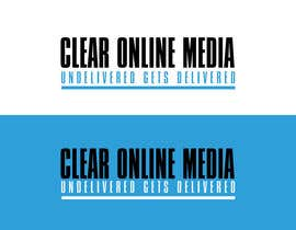 nº 33 pour Logo Design for CLEAR ONLINE MEDIA par StMarioBro