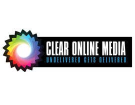 nº 32 pour Logo Design for CLEAR ONLINE MEDIA par StMarioBro