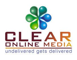 nº 40 pour Logo Design for CLEAR ONLINE MEDIA par tikirilx
