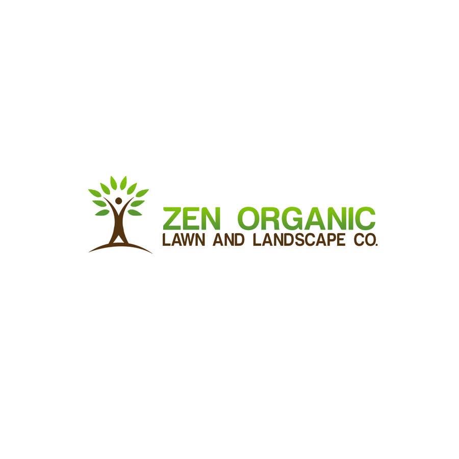 Penyertaan Peraduan #                                        204                                      untuk                                         Design a Logo for zen organics