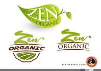 Graphic Design Entri Peraduan #71 for Design a Logo for zen organics