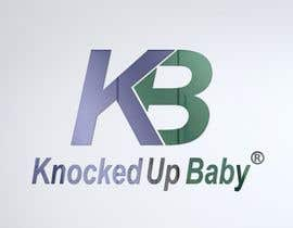 #30 for Need logo for business called Knocked Up Baby. Colors of logo are open but should be neutral as there are boy and girl children in the world. Please be creative and dont be shy by marfan080