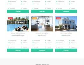 #24 для Design a property listing website от DRKhan01