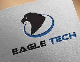 #140 untuk Eagle Tech Logo oleh diptikhanom