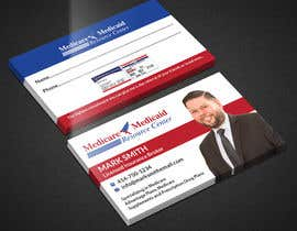 #49 for Design a Business Card with a Medicare Theme by SHILPIsign