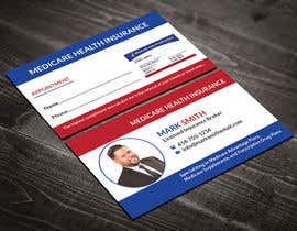 #71 for Design a Business Card with a Medicare Theme by SHILPIsign