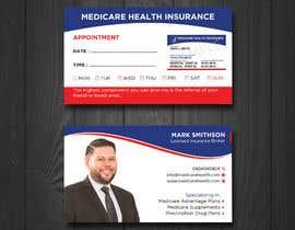 Číslo 128 pro uživatele Design a Business Card with a Medicare Theme od uživatele irubaiyet1