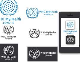 #63 для Design a logo for the World Health Organization Coronavirus app от matiasalessio