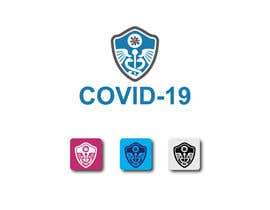 #82 для Design a logo for the World Health Organization Coronavirus app от mdmahabub01
