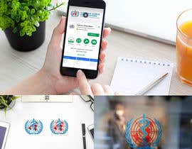 #51 для Design a logo for the World Health Organization Coronavirus app от yudhaariyanto