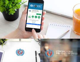 #54 для Design a logo for the World Health Organization Coronavirus app от yudhaariyanto