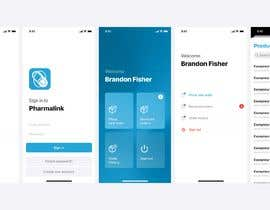 #69 for iOS App Design UI/UX. by AmarKasapovic