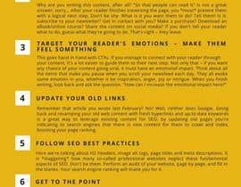 nº 6 pour New infographic design par lgdevan