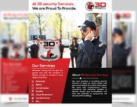 #144 for Flyer for Security Company by UniqueDesign36