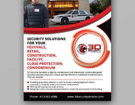 #120 for Flyer for Security Company by miloroy13