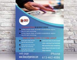 #160 for Flyer for Security Company by mdsohelislam461