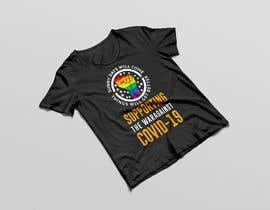 #237 для COVID-19 T Shirt, Hoodie, Cap & Laptop Sticker Design от Tamim2019
