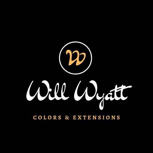 Entry 27 By Pat08874 For I Need A Logo That Says Classy And Modern With An Attitude For A Hair Salon Name Is Will Wyatt Color Extensions 27 03 2020 17 28 Edt Freelancer