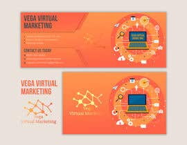 #24 for Make a header image for my company website (1500x900) and a facebook cover (828 x 315) by TheCloudDigital