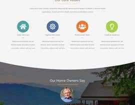 #9 for 8-PAGE WEBSITE DESIGN FOR A REAL ESTATE APP COMPANY by mdismailhossaina