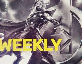 """#2 for Create a video intro to a new video podcast show called, """"DC Weekly"""" by jaiminkataria"""
