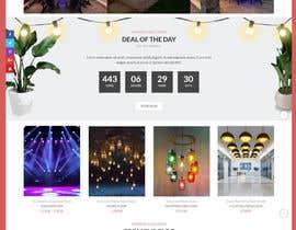 #12 для Build a Outdoor Lighting Website от sharifkaiser