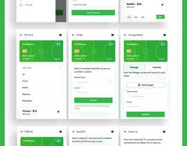 #73 for Redesign our App by joinakash1