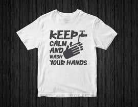 #38 for t-shirt designs for coronavirus by sajeebhasan166