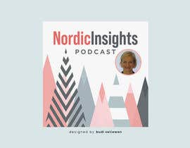 #5 для Design a podcast banner/logo for NordicInsights podcast от boedartwork