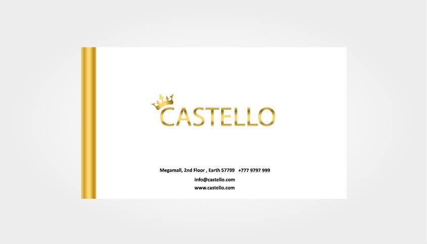 Bài tham dự cuộc thi #                                        277                                      cho                                         Logo Design for a Fashion Store - Castello (footwear, clothing)
