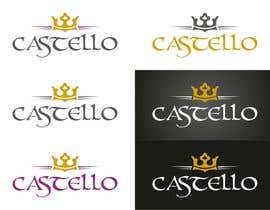 #276 para Logo Design for a Fashion Store - Castello (footwear, clothing) por Nicolive86