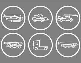 #15 for Vehicle outline Instagram icons by wawancreat