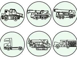 #19 for Vehicle outline Instagram icons by manjiribhave