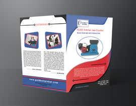 #108 для IND product brochure design от nurataj
