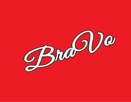 Nro 269 kilpailuun BraVo! Logo design käyttäjältä samarabdelmonem