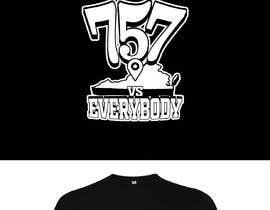 oreosan tarafından Tee shirt Design için no 1