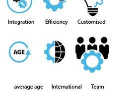 #2 untuk Design icons for our website oleh AmalJavvad
