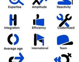 #17 untuk Design icons for our website oleh veskodesign