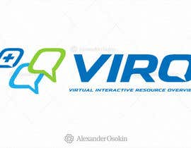 #84 para Logo Design for VIRO application por osokin