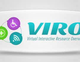 #85 for Logo Design for VIRO application by Mister8