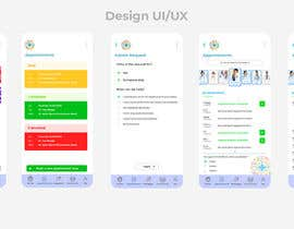 #40 for Graphic Design of Mobile App Screens by sofyandfk