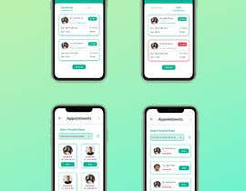 #171 for Graphic Design of Mobile App Screens by mabhinav60