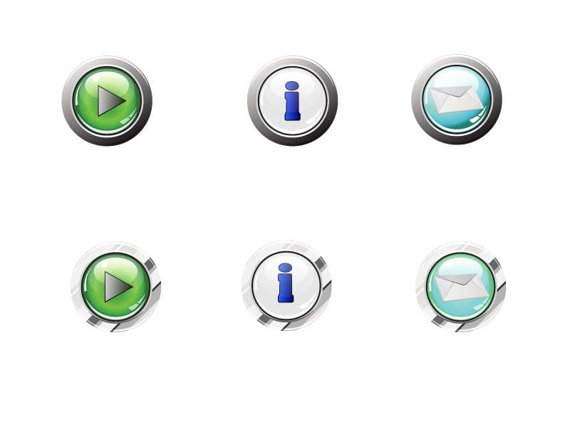 Bài tham dự cuộc thi #                                        29                                      cho                                         Icon or Button Design for Mobile Application