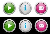 Bài tham dự #14 về Graphic Design cho cuộc thi Icon or Button Design for Mobile Application