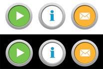 Bài tham dự #17 về Graphic Design cho cuộc thi Icon or Button Design for Mobile Application