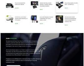 Nro 16 kilpailuun Redesign my website UI/UX käyttäjältä mdabusyed