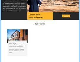 Nro 10 kilpailuun Redesign my website UI/UX käyttäjältä hosnearasharif
